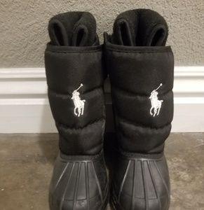 Ralph Lauren kids Unisex Boots